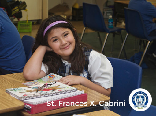 St. Frances X. Cabrini