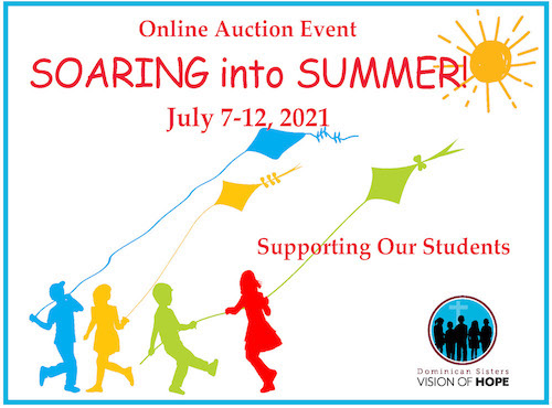 Soaring into Summer Online Auction