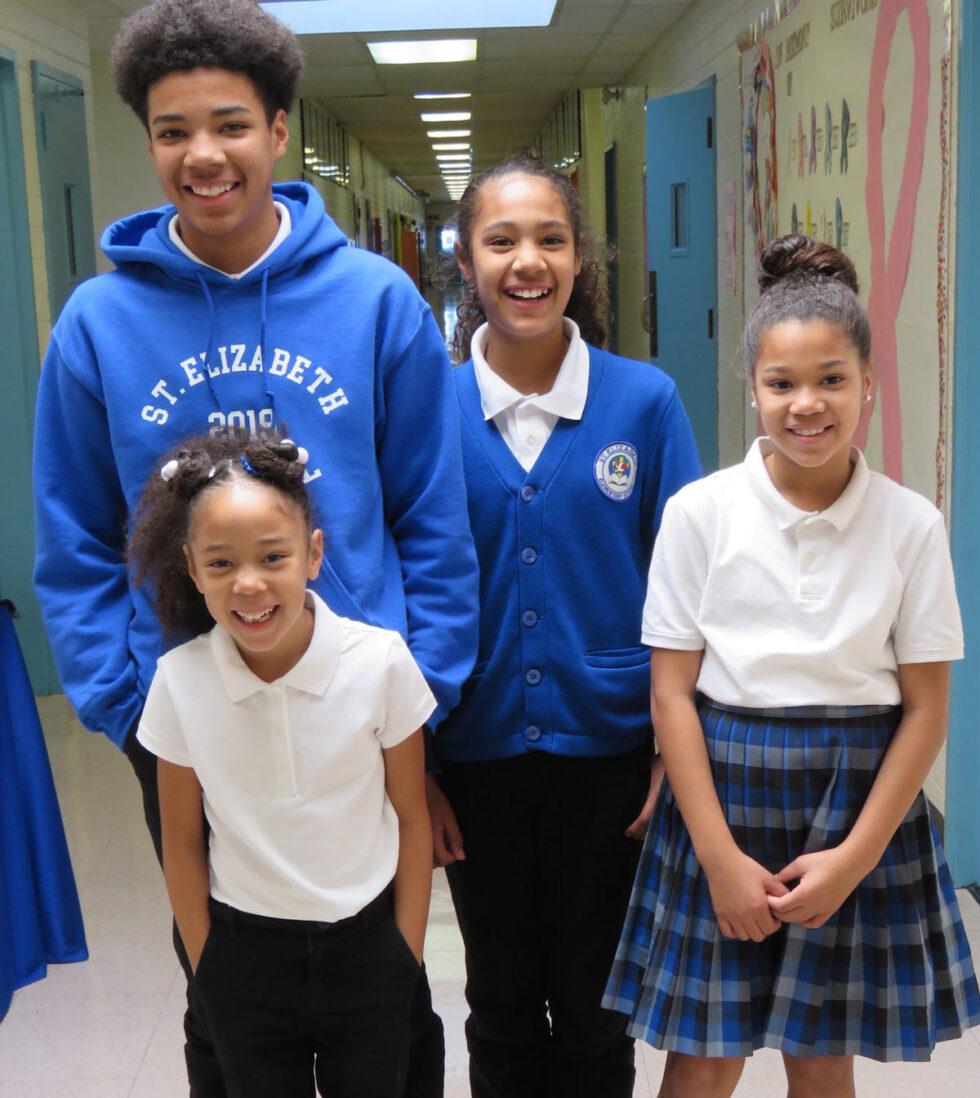 St. Elizabeth Students