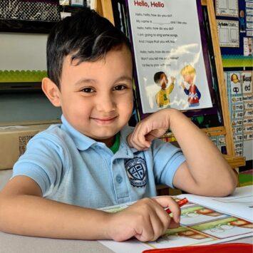 St. Ignatius Schoolboy